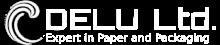 DELU Ltd. | Feinste Papierprodukte, Verpackungen und Designs