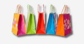 Paperiertragetaschen