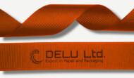 Ripsband ; Orange