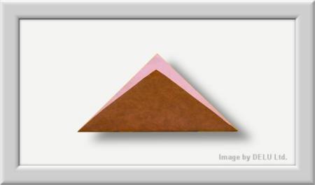 Anleitung Origami Kusudama Blume 001