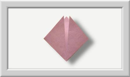 Anleitung Origami Kusudama Blume 002