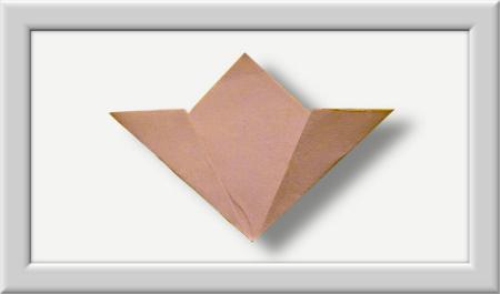 Anleitung Origami Kusudama Blume 003