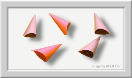 Anleitung Origami Kusudama Blume 012