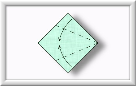 Anleitung Origami Schwan 002