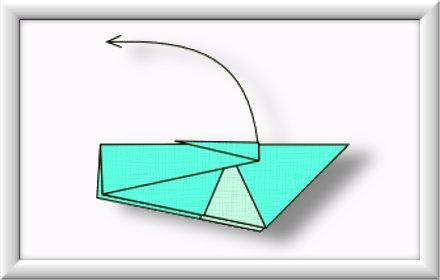 Anleitung Origami Schwan 008