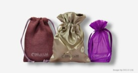 Fabric Pouches and Bags