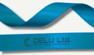 Satin Ribbon ; Sky Blue