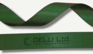 Satin Ribbon ; Irish Green