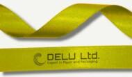 Satin Ribbon ; Yellow
