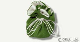 Jewellery and Travel Pouch – Green