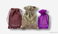 Fabric Pouches & Bags