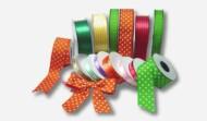 Fabric Ribbon and Loops