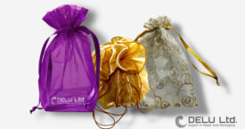 Organza Pouches and Bags