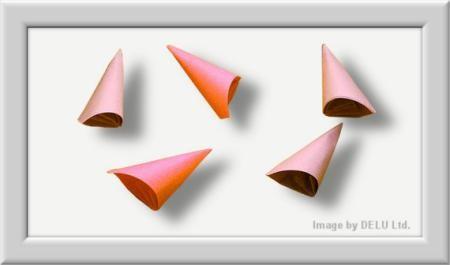 Cómo doblar Kusuduma Origami flor paso a paso-012