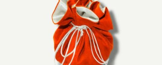 Joyería y bolsa de viaje – Naranja