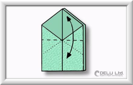 Cómo Hacer Cajas de Origami 013