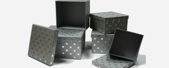 紙のギフト ボックス