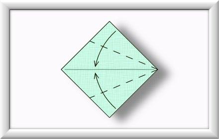 美しい伝統的な折り紙白鳥を折るには-方法-ステップ-002
