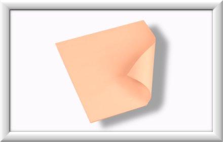 折り紙白鳥物事を折る方法-必要