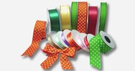 织带和礼品花