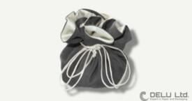 珠宝束口袋 灰色