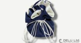 珠宝束口袋 深蓝